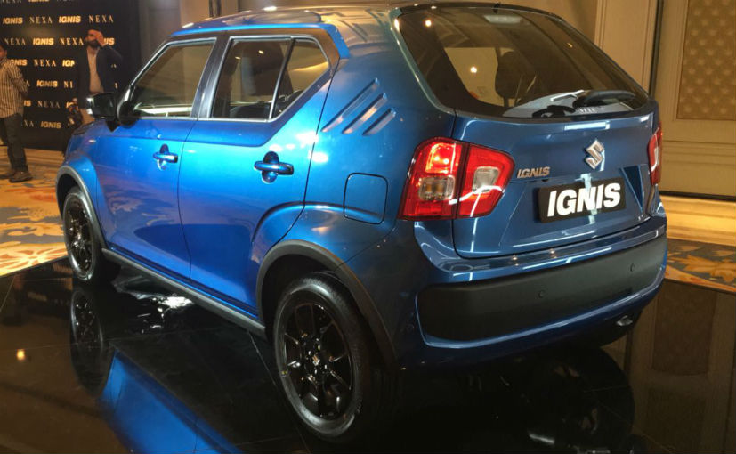 A Hatchback Offering More Than Expected Maruti Suzuki Ignis
